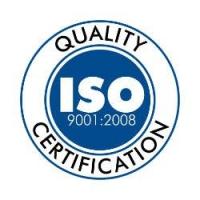 Společnost LICA CZECH s.r.o. získala certifikaci ISO 9001:2008