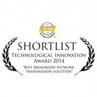 LICA miniCMTS advanced to the shortlist of SCTE's 2014 Technological Innovation Awards.
