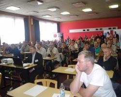 Poděkování za účast na Podzimním setkání provozovatelů elektronických komunikací v Nymburce 2015