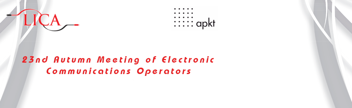23nd Autumn Meeting of Electronic Communications Operators